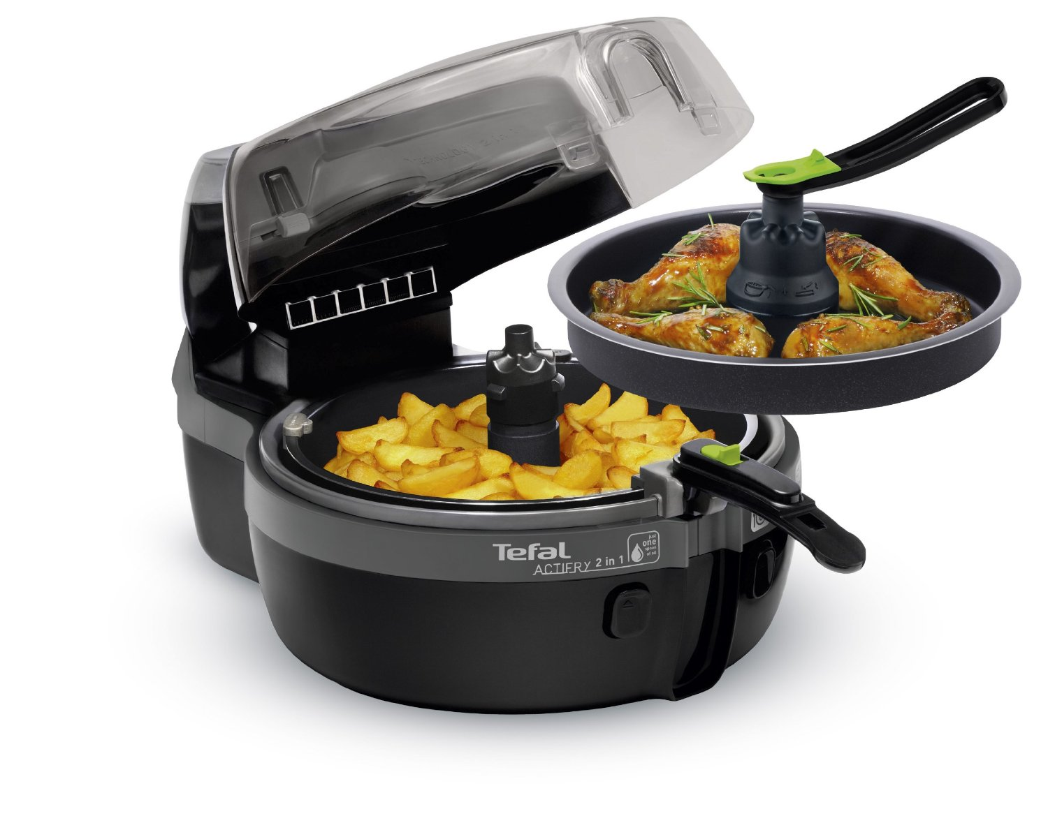 Tefal Actifry YV9601 Testbericht