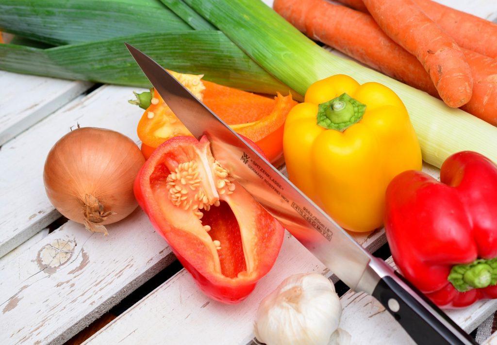 Heißluft Fritteuse Gemüsepfanne Rezept
