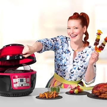 klarstein-vitair-turbo-beim Kochen