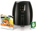 Philips HD9240/90 Airfryer XL Heißluftfritteuse, 2075 W - 2100 W, 1,2kg Kapazität, schwarz -