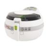 Tefal ActiFry FZ7070 Snacking Heißluft-Fritteuse (1 kg Fassungsvermögen, 1.400 Watt, inkl. 2 Rezeptbücher) -
