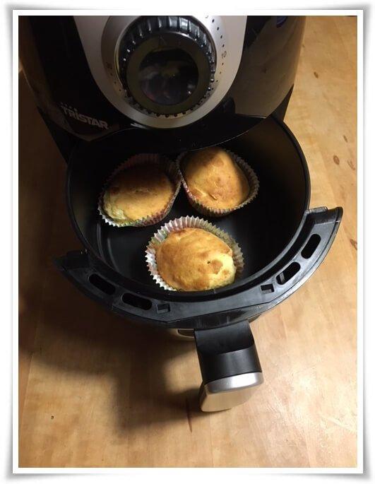 muffins-in-der-heissluftfritteuse